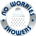 Reno Black ADA 316 Marine Grade Stainless Steel Outdoor Shower Complete Shower System Tower Panel